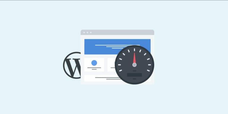 creșterea vitezei unui site wordpress