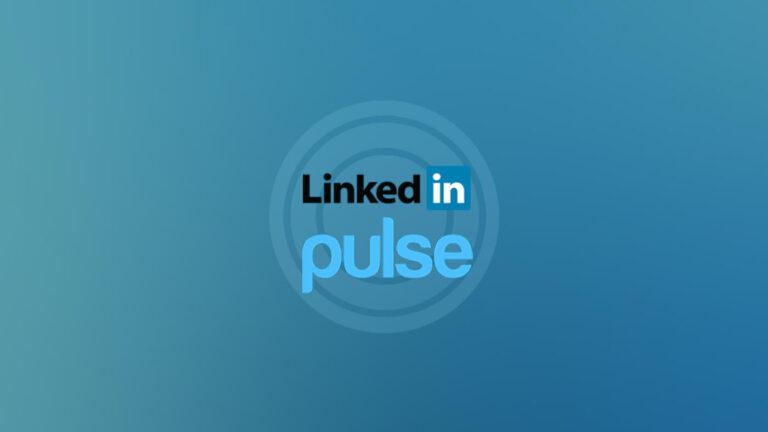 ce este linkedin pulse